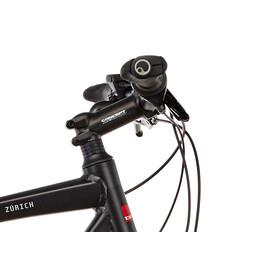 Ortler Zürich FL E-citybike 7-trins sort